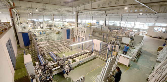 Filstar fabriek