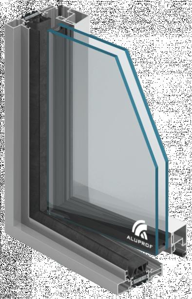MB-SLIMLINE Raamsysteem met smalle profielen